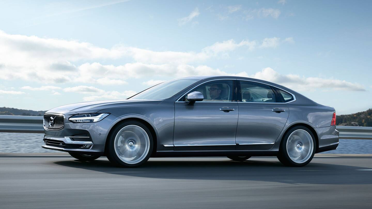 Why the Full-fat Volvo S90 Sedan Matters - The Drive