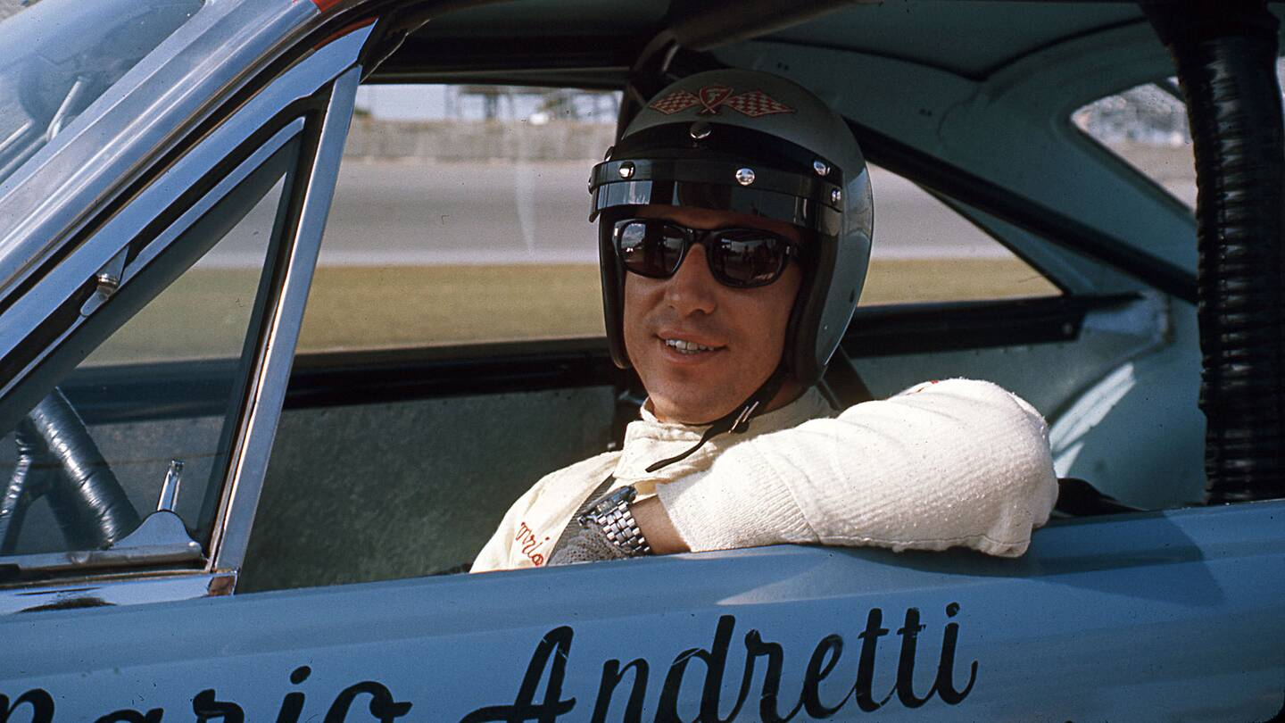 Mario Andretti Feels Damn Good About F1. Here's Why - The