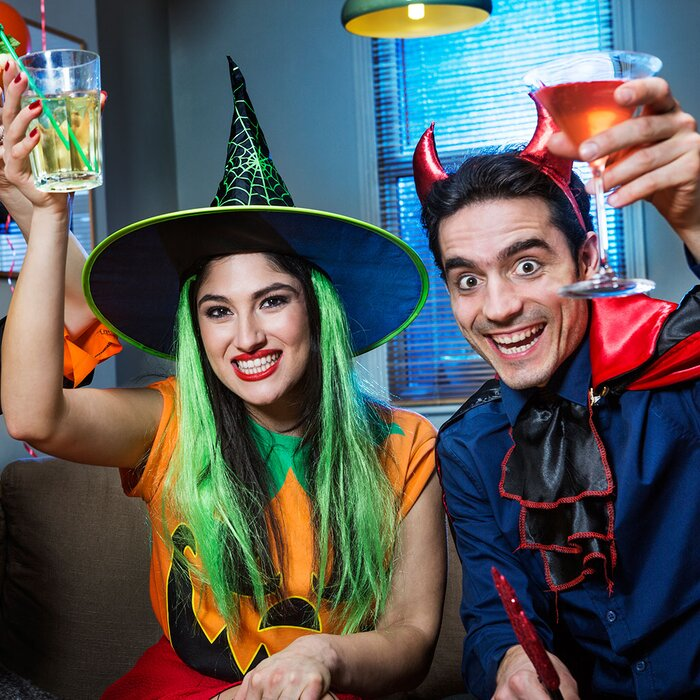 Halloween Drinking Games That Will Put a Drunken Spell On You ...