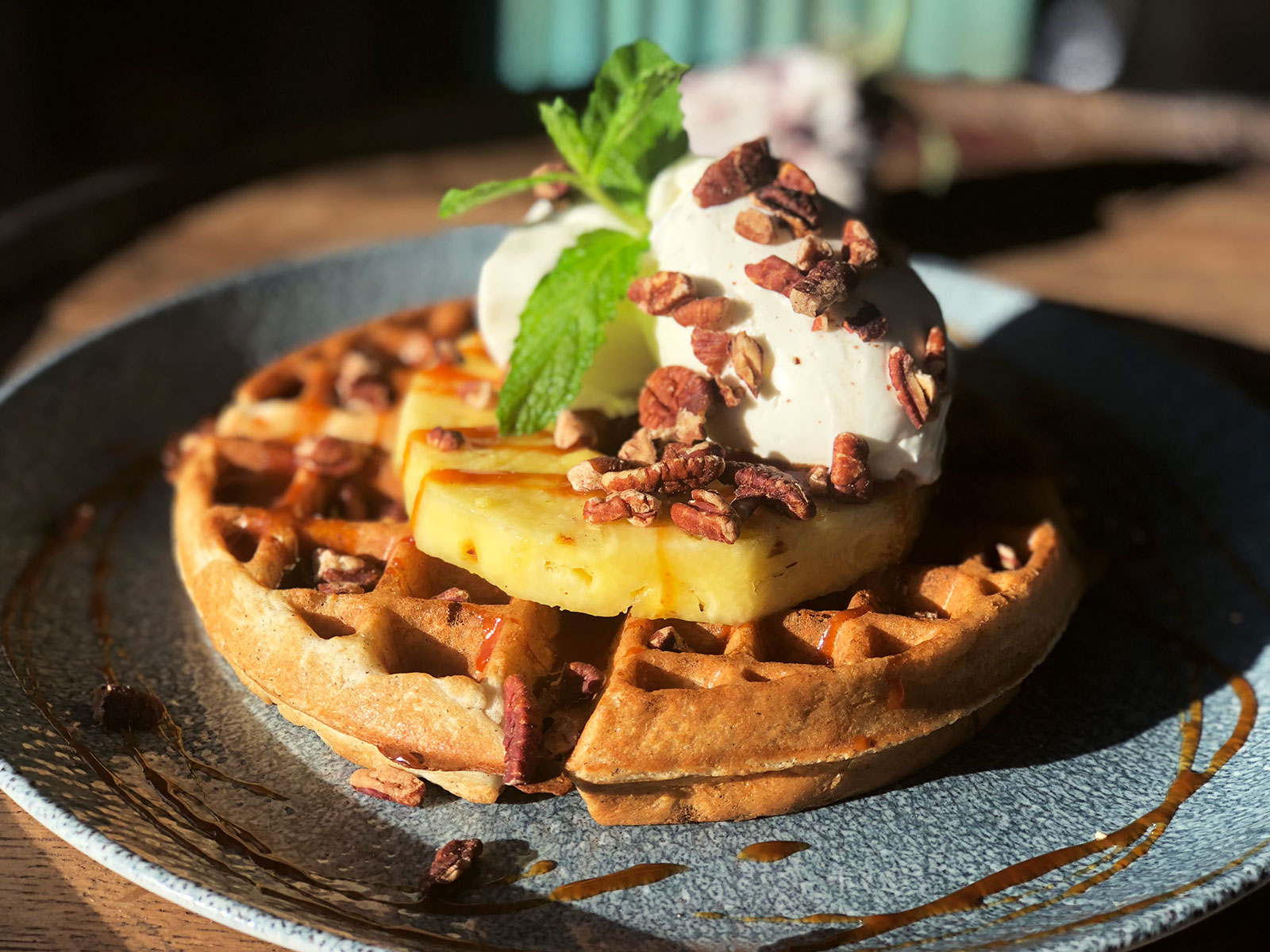 waffles brunch in miami