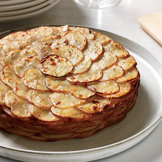 Healthy thanksgiving recipes best healthy recipes for healthy potato gratin with herbs forumfinder Image collections