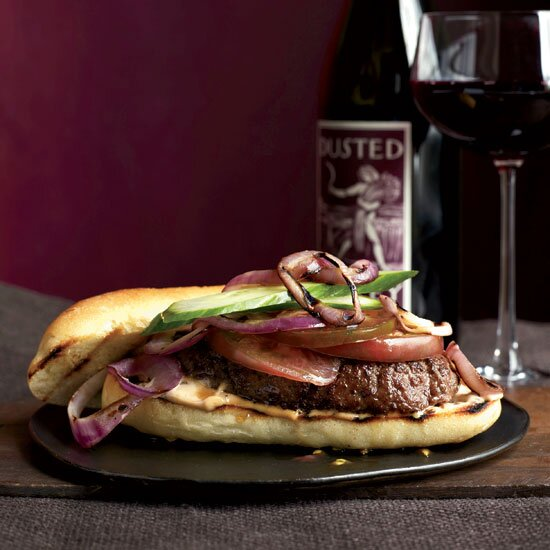 Syrah: Matches with highly spiced dishes