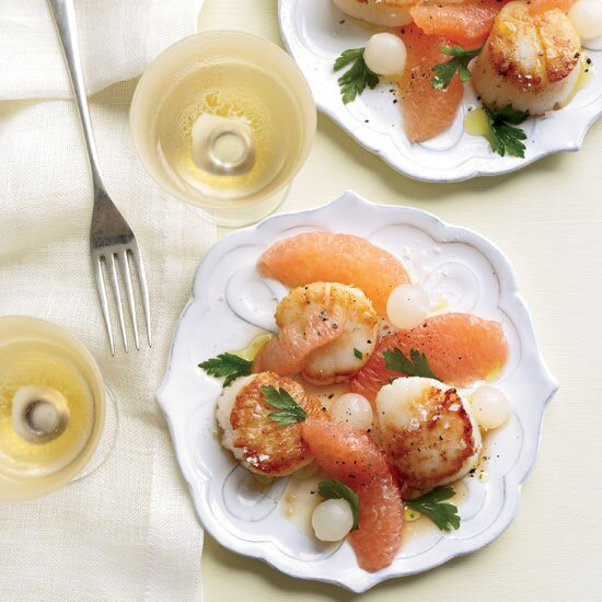 Sauvignon Blanc: Goes with tart dressings and sauces