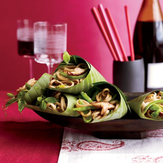 10 favorite chinese recipes food wine shiitake and scallion lo mein forumfinder Gallery