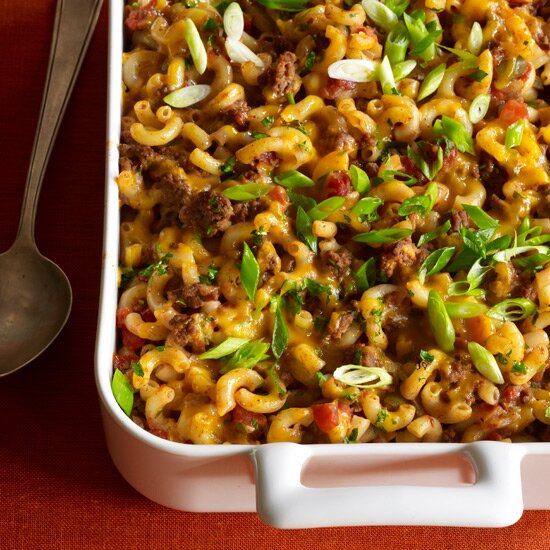 Ground beef recipes easy recipes with ground beef food wine macaroni and beef casserole forumfinder Images