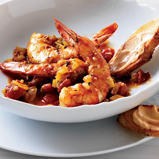 French main courses food wine marseille style shrimp stew forumfinder Images