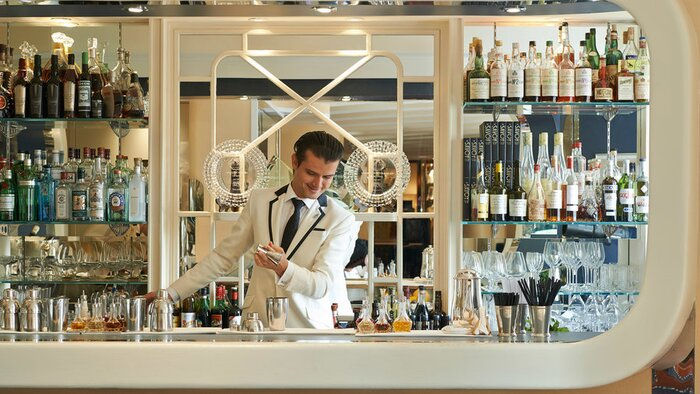12 of the World's Most Iconic Hotel Bars | Food & Wine