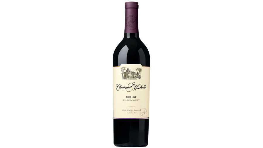 Chateau Ste. Michelle Columbia Valley Merlot ($15)