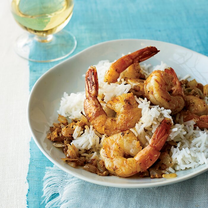 Goan shrimp curry recipe sanjeev kapoor food wine forumfinder Image collections