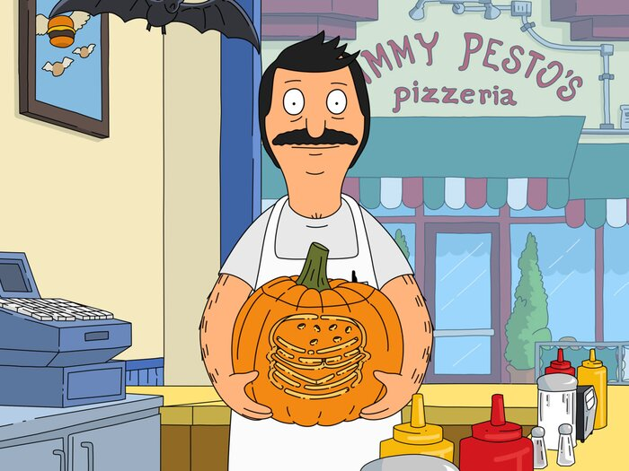 Every 'Bob's Burgers' Halloween-Themed Burger of the Day | Food & Wine
