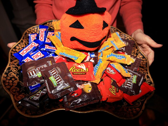 These Are the Cities That Have the Best Halloween Candy | Food & Wine