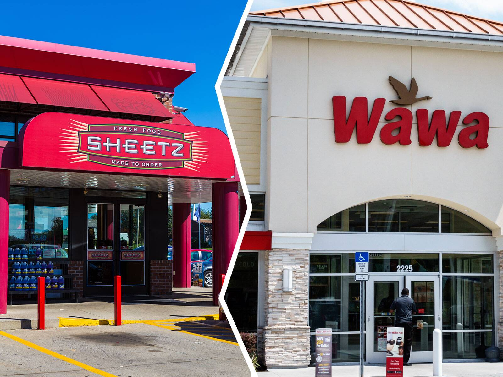 Food And Wine - Sheetz Vs. Wawa Documentary