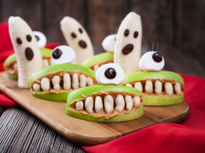 This Year's Top Food Costumes and Halloween Recipes on Pinterest ...