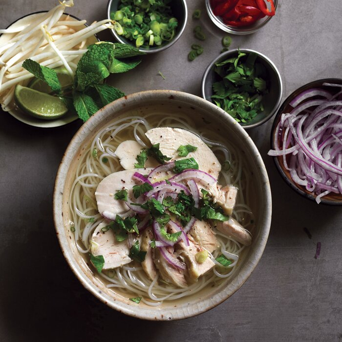 Andrea nguyens guide to eating pho in vietnam food wine the pho cookbook forumfinder Choice Image