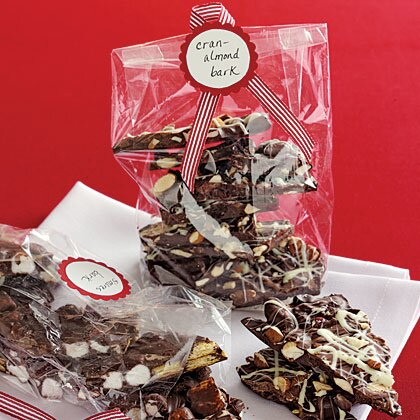 Inexpensive christmas food gift ideas food gifts under 3 myrecipes cran almond bark forumfinder Gallery