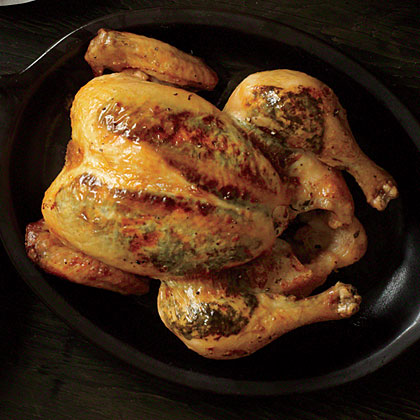 Bistro Roast Chicken