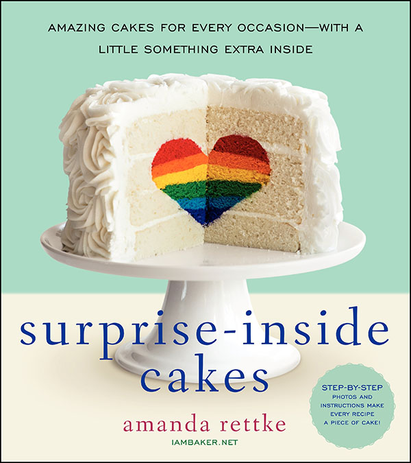 QA with Amanda Rettke Author of Surprise Inside Cakes MyRecipes