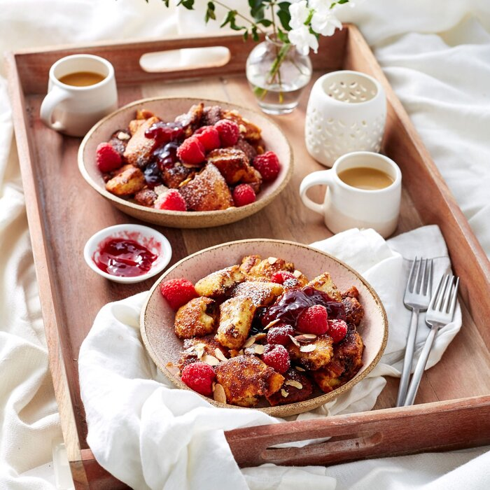 The best recipes for breakfast in bed myrecipes raspberry chocolate chip kaiserschmarrn image forumfinder Images