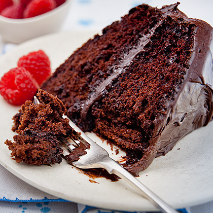 Super Moist Chocolate Mayo Cake Recipe MyRecipes