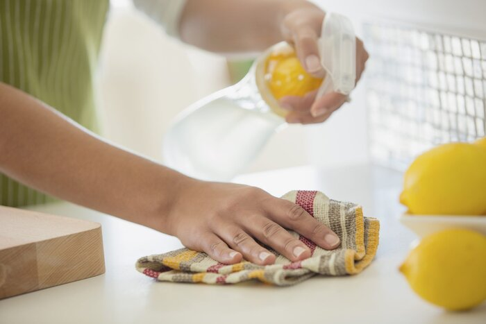 6 Common Ingredients In Your Kitchen That Can Clean Your Home ...