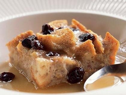 New orleans bread pudding with bourbon sauce recipe myrecipes new orleans bread pudding with bourbon sauce forumfinder Choice Image