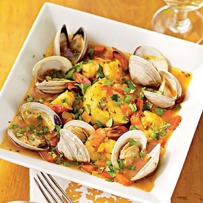 Shellfish with chipotle and tequila recipe myrecipes shellfish with chipotle and tequila forumfinder Gallery