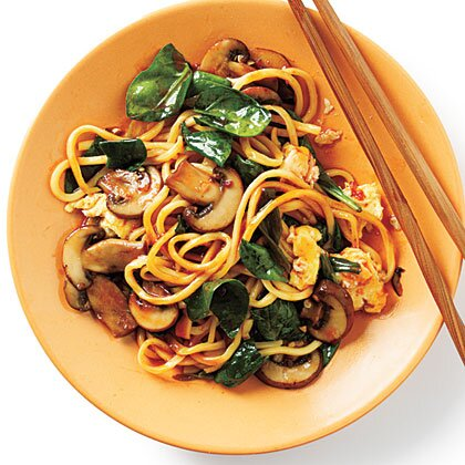 Stir fried chinese egg noodles recipe myrecipes stir fried chinese egg noodles forumfinder Images