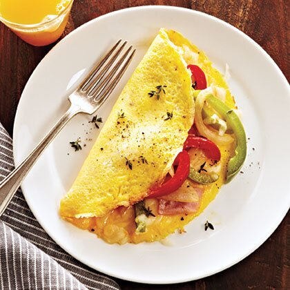 Western omelet recipe myrecipes western omelet forumfinder Image collections