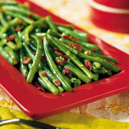 Sauted green beans with bacon recipe myrecipes sauted green beans with bacon forumfinder Images