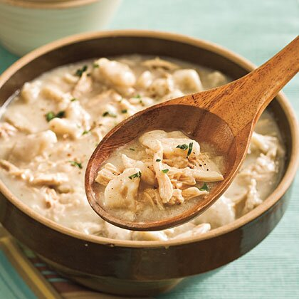 Classic chicken and dumplings recipe myrecipes classic chicken and dumplings forumfinder Choice Image