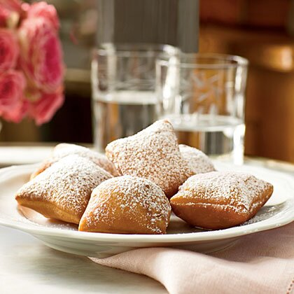 New orleans beignets recipe myrecipes new orleans beignets forumfinder Image collections