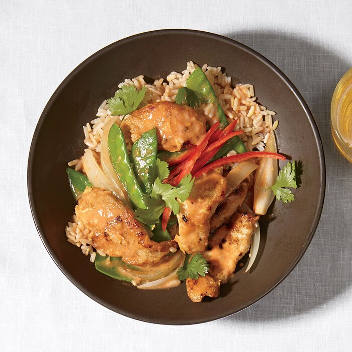 Quick chicken curry recipe myrecipes quick chicken curry forumfinder Image collections