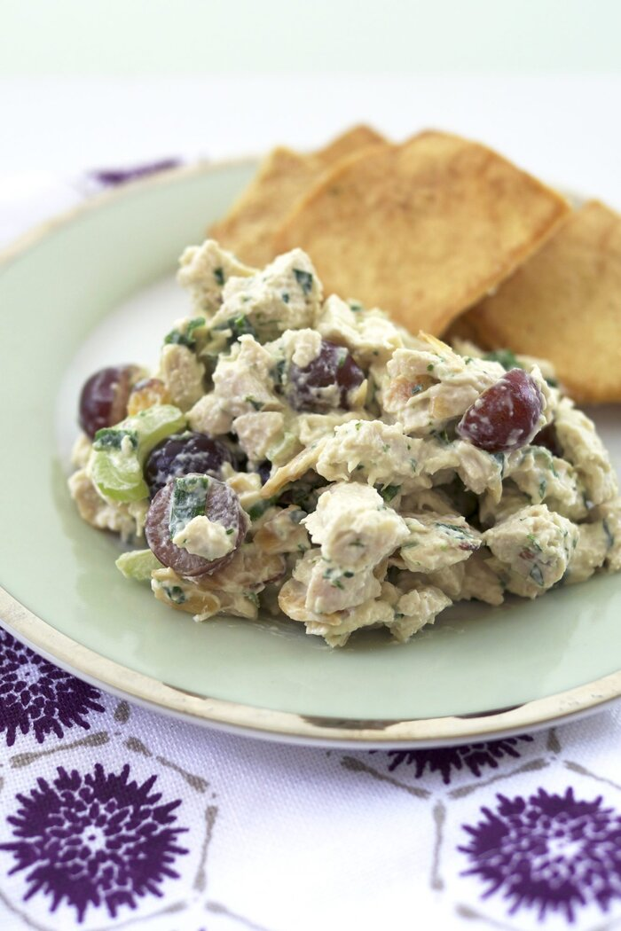 The quintessential chicken salad recipe myrecipes pthe quintessential chicken forumfinder Image collections