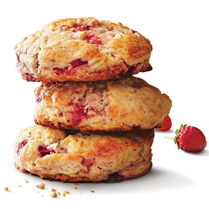 Strawberry biscuits recipe myrecipes sl strawberry biscuits edit forumfinder Image collections