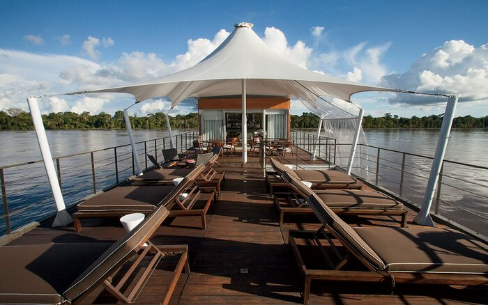 South America River Cruise Guide Travel Leisure - United states river cruises