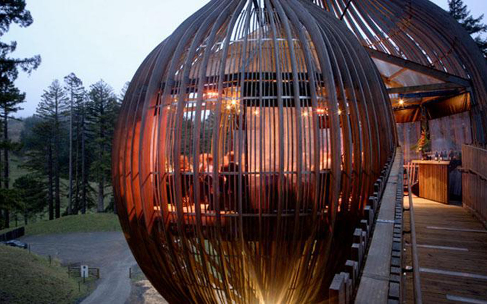 Redwoods Treehouse NZ