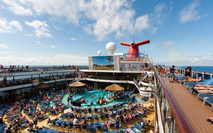 Cuban Americans Can Now Cruise To Cuba Travel Leisure - Where is a cruise ship now