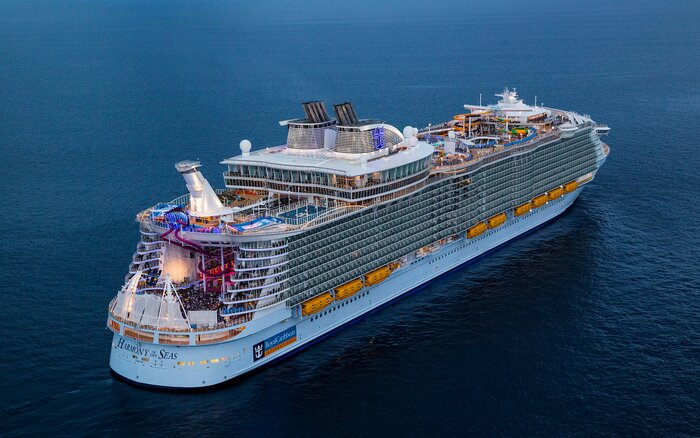 The Biggest Cruise Ship In The World Travel Leisure - Largest cruise ship in the world