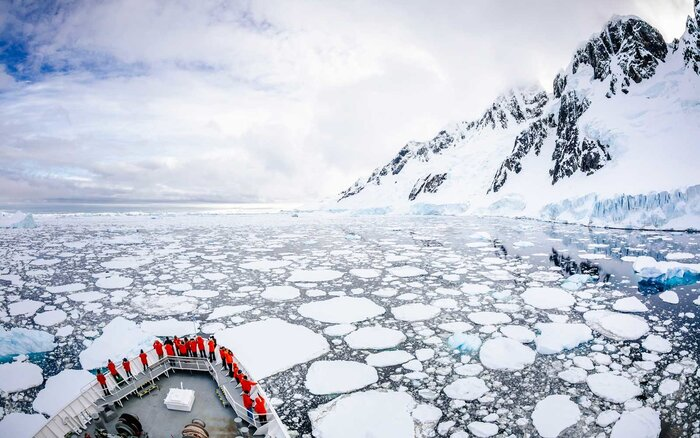 Why Traveling To Antarctica Is So Expensive Travel Leisure - Traveling to antarctica