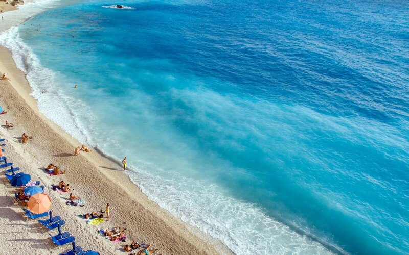 13 Places to See the Bluest Water in the World