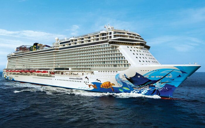 Five Things To Know About Norwegian Cruise Lines Escape Cruise - Cruise ship list by size