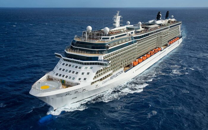 Five Things To Know About Celebrity Cruises Reflection Cruise - Celebrity cruise ship photos