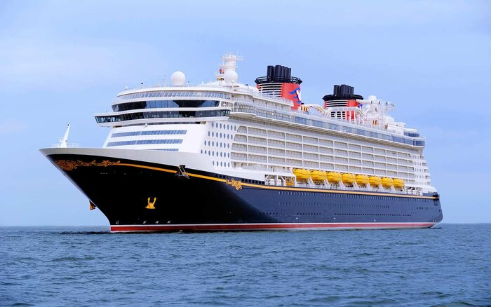 Five Things To Know About Disney Cruise Lines Dream Cruise Ship - The dream cruise ship disney