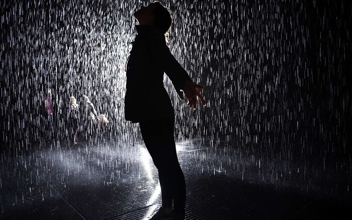 LACMA Is Keeping the Rain Room Forever | Travel + Leisure