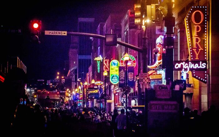 Country Music Stars Guide To Nashville