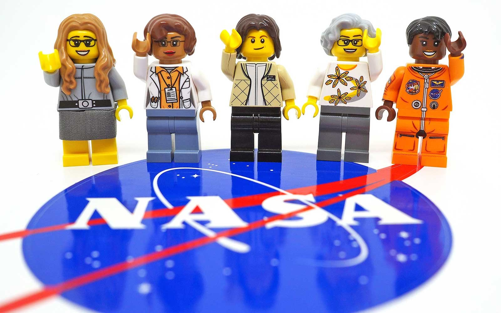 Lego Is Going to Sell a Women in NASA Set | Travel + Leisure