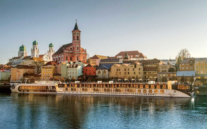 What Its Like To Cruise Down The Danube River Travel Leisure - Danube cruise