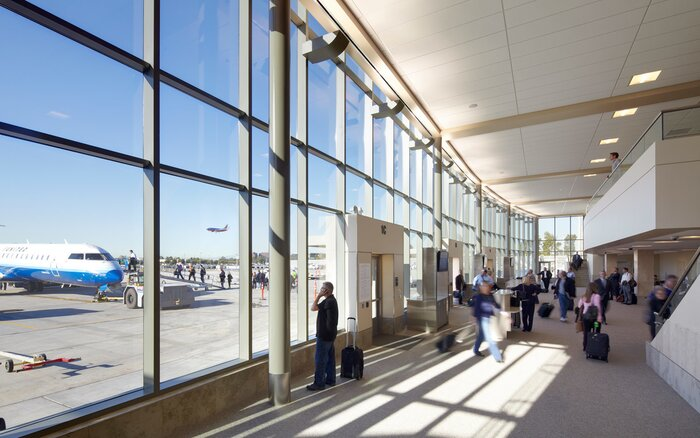 The Worlds Best Domestic Airports Travel Leisure - California airports