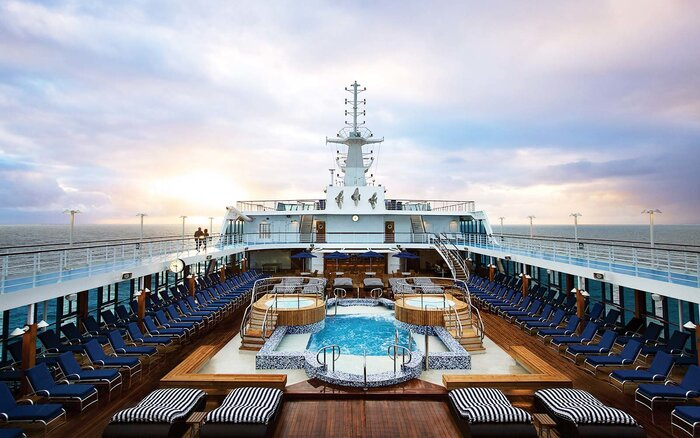 The Worlds Best Largeship Ocean Cruise Lines In Travel - Coolest cruise ships