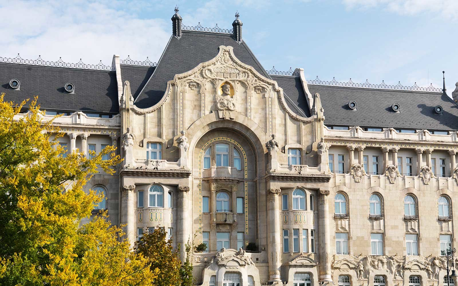Four Seasons Hotel Gresham Palace Budapest in Europe